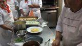 תלמידי התיכון הקולינרי רימונים  מטבח  אסייתי